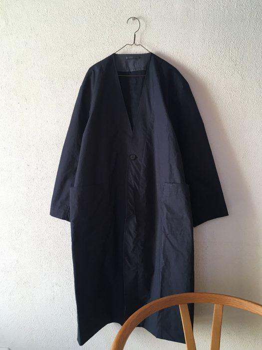 新作のコートを準備中です。